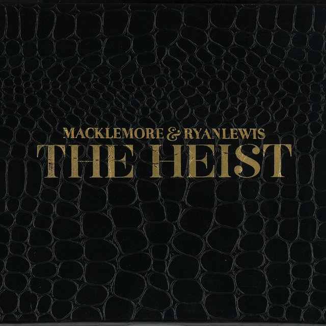 Cover art for album The Heist by Macklemore, Ryan Lewis