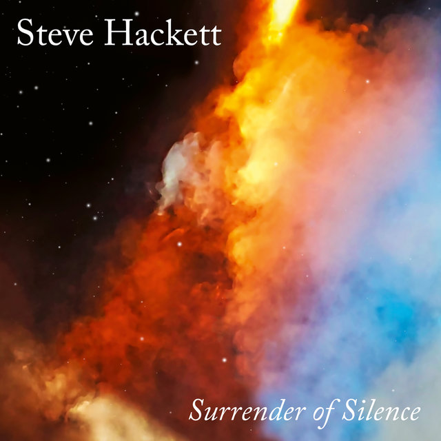 Cover art for album Surrender of Silence by Steve Hackett