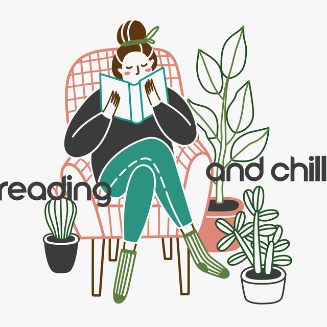 Reading and Chill – Ambient Electronic Background for Better Concentration, Deep Relaxation, After Hours, Study Skills, Books & Papers, Focus, Get Motivation