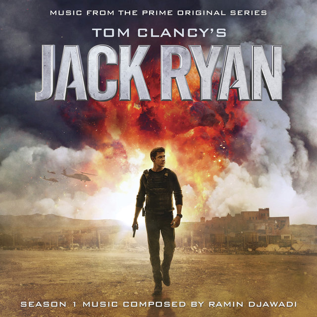 Tom Clancy's Jack Ryan: Season 1 (Music from the Prime Original Series)