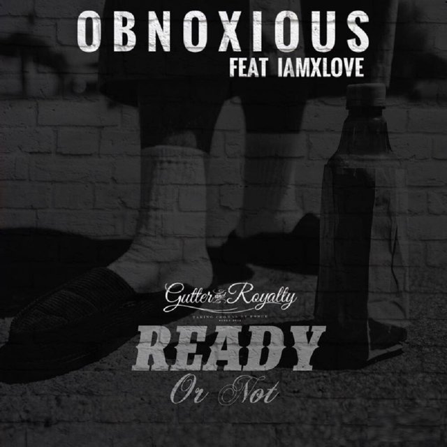 Ready or Not (feat. IAMxLOVE)
