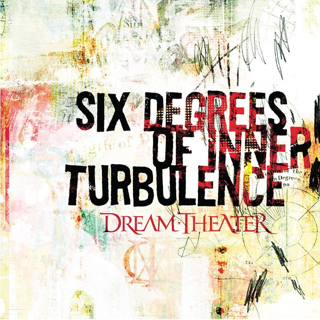 Cover art for album Six Degrees of Inner Turbulence by Dream Theater