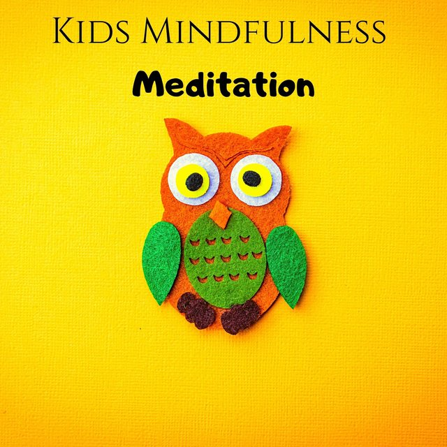 Kids Mindfulness Meditation: Calm Mind, Relaxation Zen, Anti Anxiety Music
