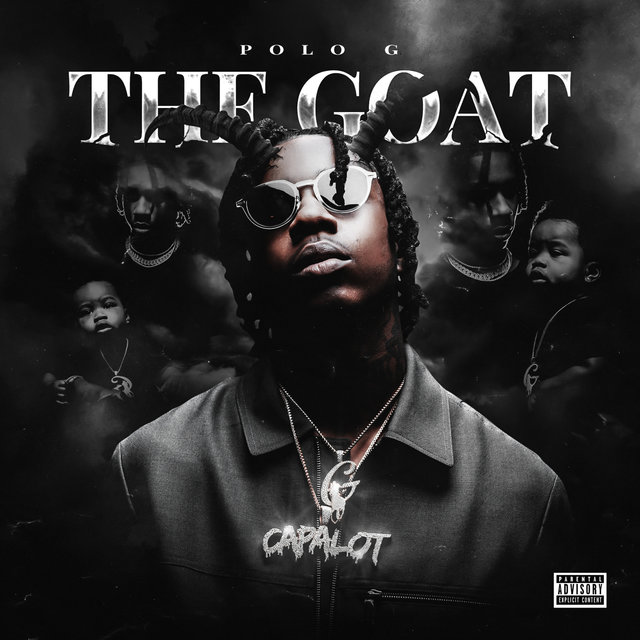 Cover art for album THE GOAT by Polo G