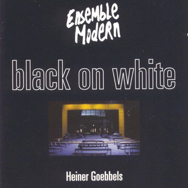 Goebbels: Black On White