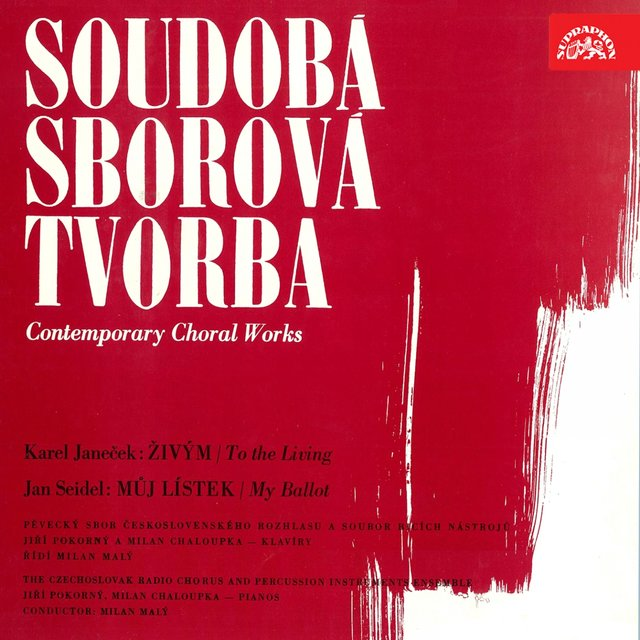 Janeček, Seidel: Contemporary Choral Works