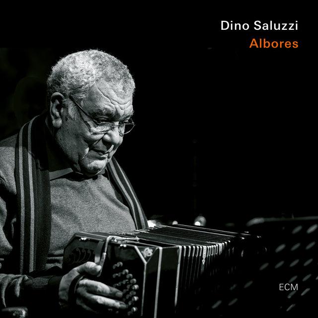 Cover art for album Albores by Dino Saluzzi