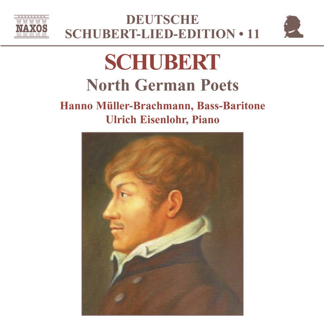 Schubert: Lied Edition 11 - North German Poets