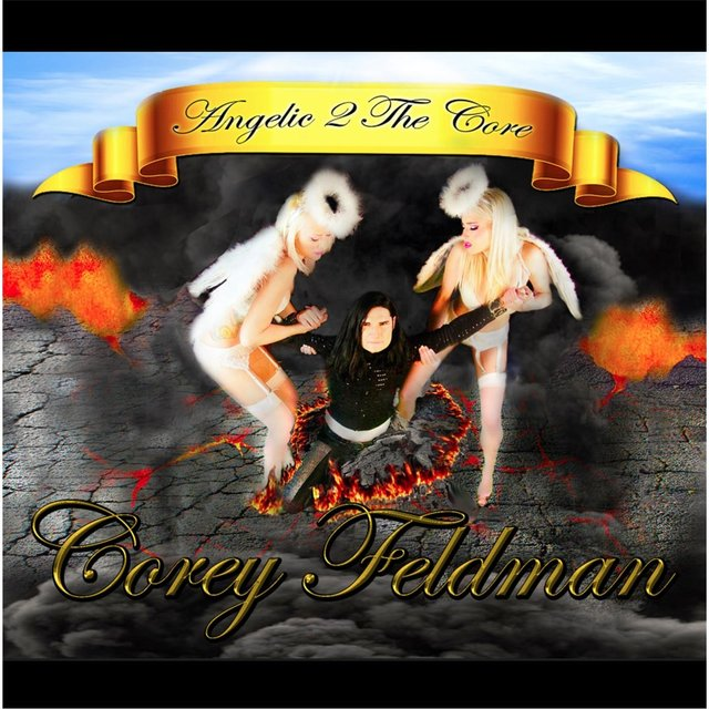 Cover art for album Angelic 2 the Core : Angelic Funkadelic / Angelic Rockadelic by Corey Feldman