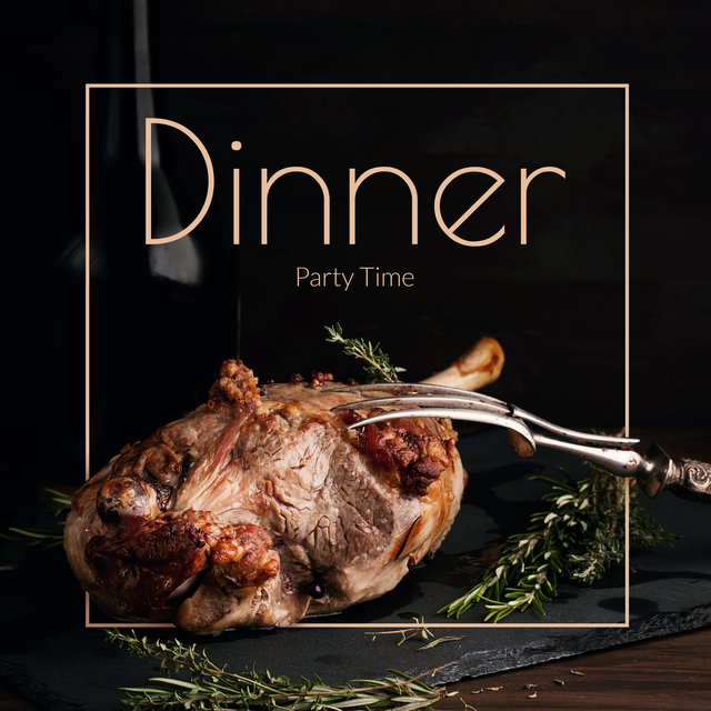 Dinner Party Time – Collection of 15 Gentle Jazz Music Perfect for Restaurant