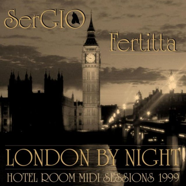 London by Night - Hotel Room Midi Sessions 1999