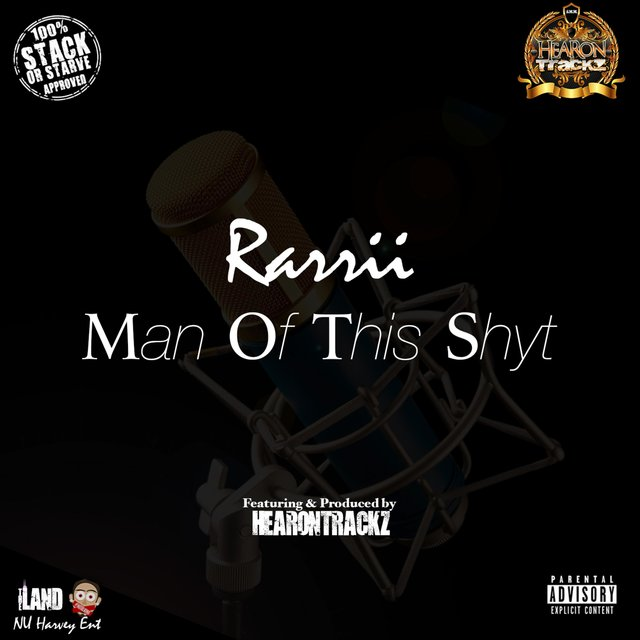 Man of This Shyt (feat. Rarrii Baracca)