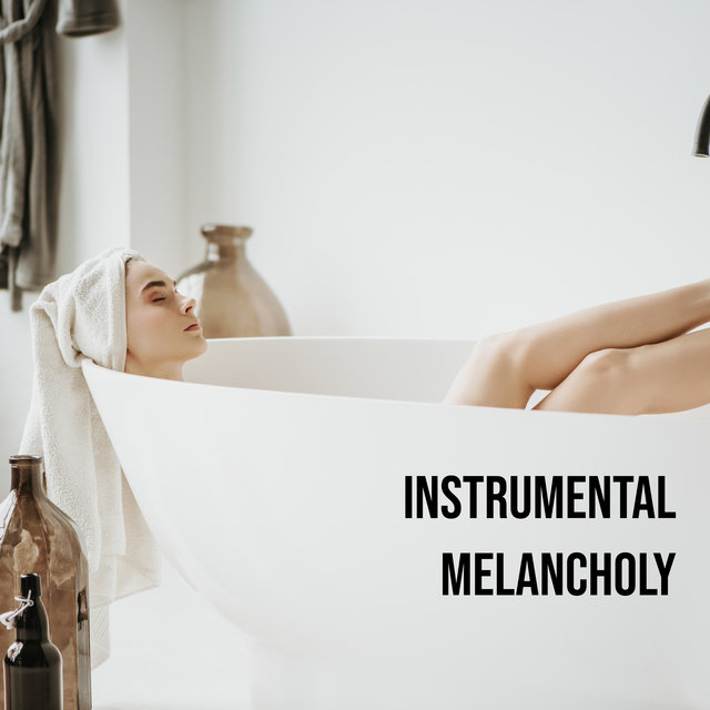 Instrumental Melancholy - Sentimental Thoughts, Relaxing Lounge, Calm Soft Jazz Melodies