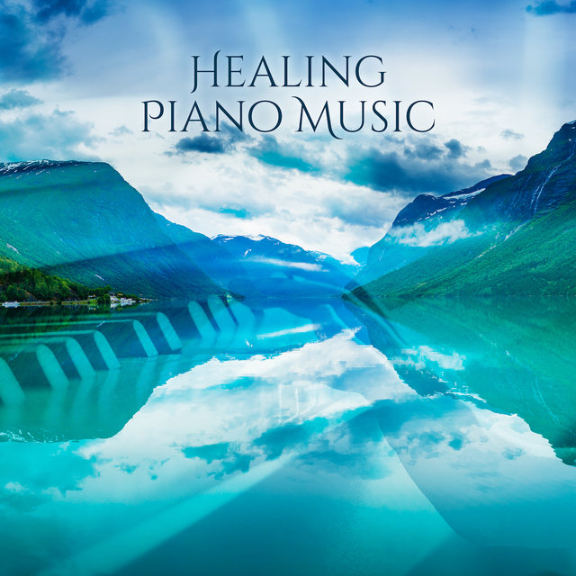 Healing Piano Music - Relieving Stress, Anxiety and Tension