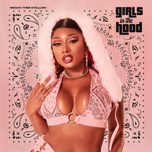 Cover art for album Girls in the Hood by Megan Thee Stallion