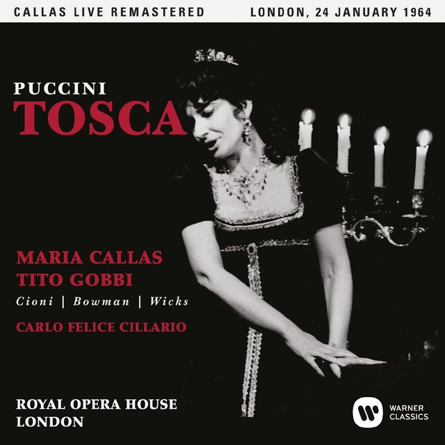Puccini: Tosca (1964 - London) - Callas Live Remastered