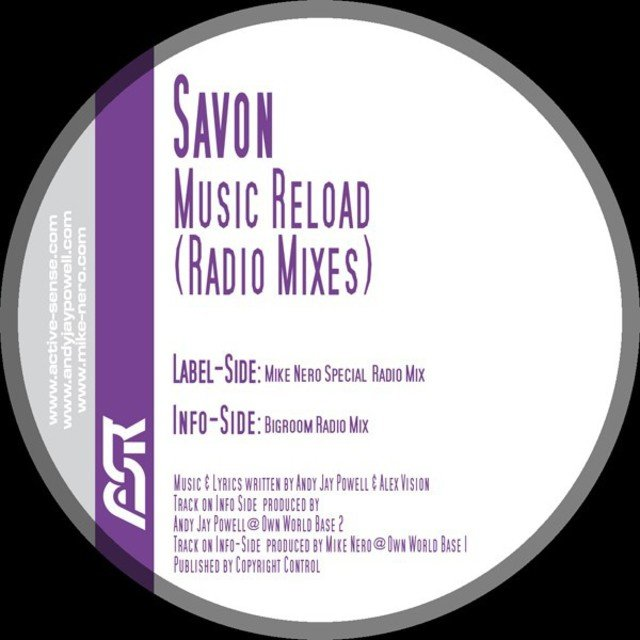 Music Reload (Radio Mixes)