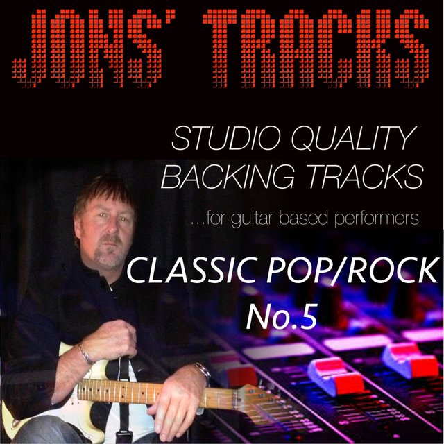 Classic Pop/Rock, Vol. 5 - Studio Quality Backing Tracks