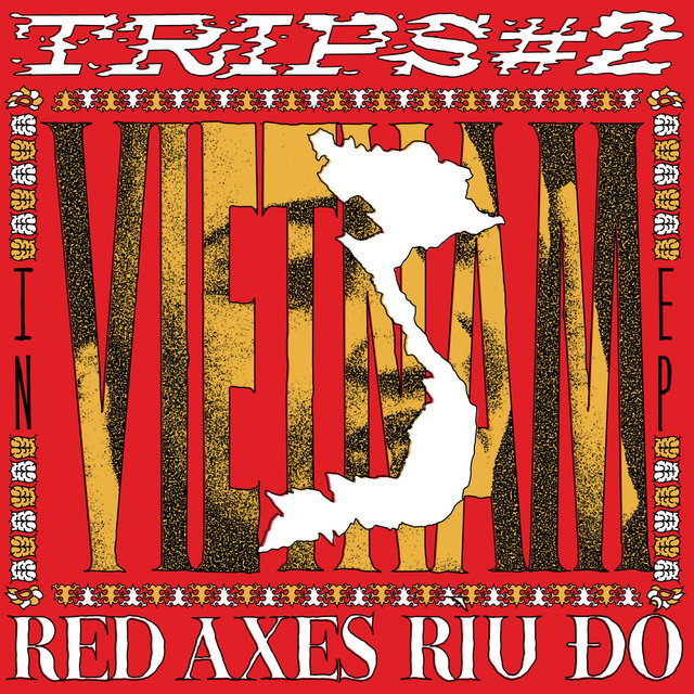 Cover art for album  by Red Axes, Bèo Dạt Mây Trôi, HCMC Students