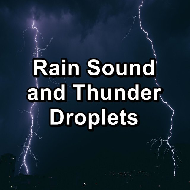 Rain Sound and Thunder Droplets