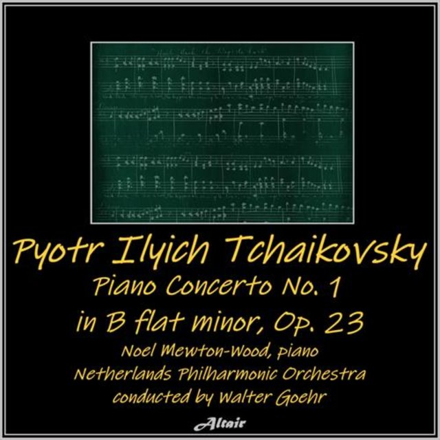 Tchaikovsky: Piano Concerto NO. 1 in B Flat Minor, OP. 23 (Live)