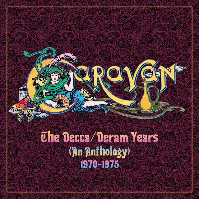 The Decca / Deram Years (An Anthology) 1970 - 1975
