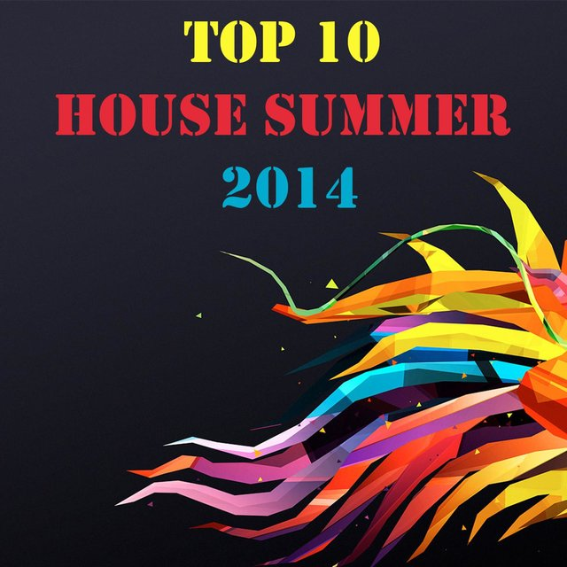 TOP 10 House Summer 2014