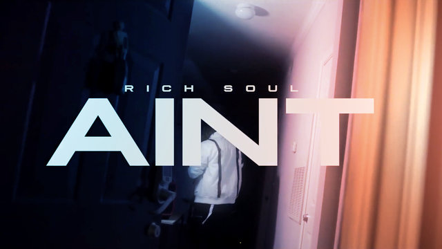 Cover art for album  by Rich Soul