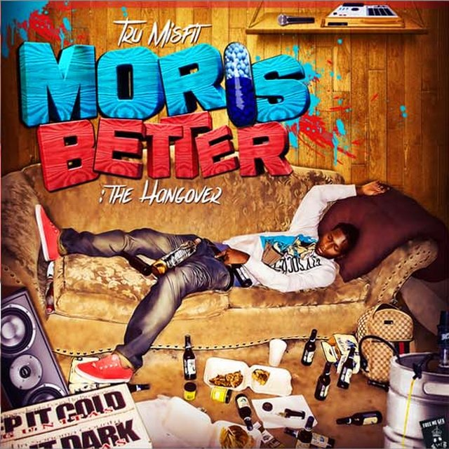 Moris Better: The Hangover - EP
