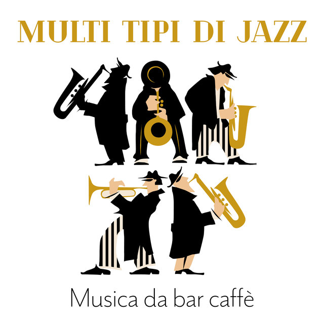 Multi tipi di jazz