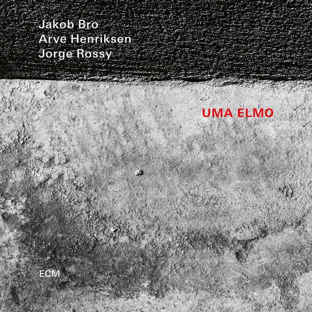 Cover art for album Uma Elmo by Jakob Bro, Arve Henriksen, Jorge Rossy