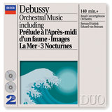 Debussy: Danses for Harp and Orchestra, L.103 - 2. Danse profane