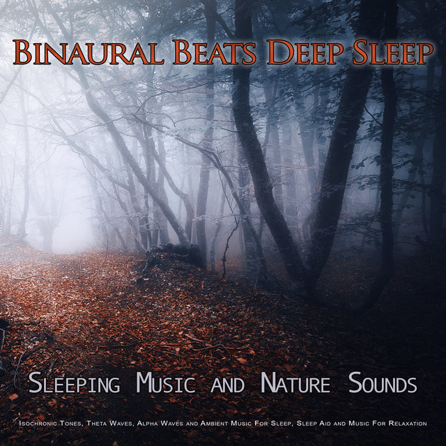 Binaural Beats Deep Sleep: Sleeping Music and Nature Sounds, Isochronic Tones, Theta Waves, Alpha Waves and Ambient Music For Sleep, Sleep Aid and Music For Relaxation
