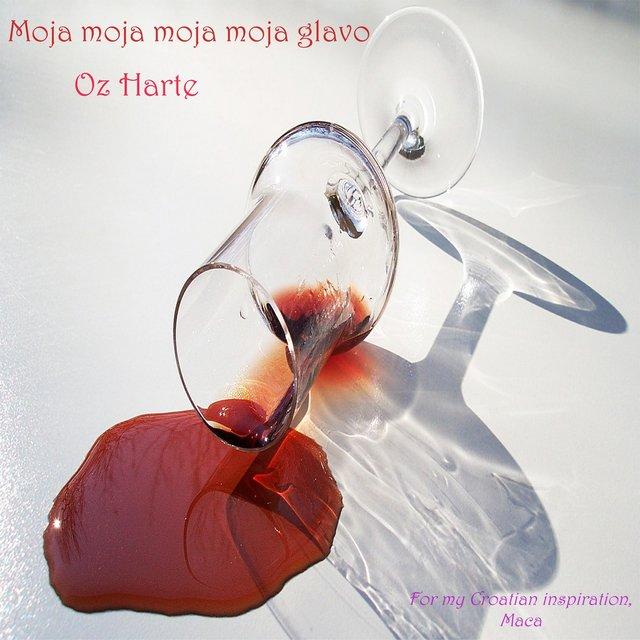 Cover art for album Moja, moja, moja, moja glavo! (feat. Andrija Rudić) by Oz Harte