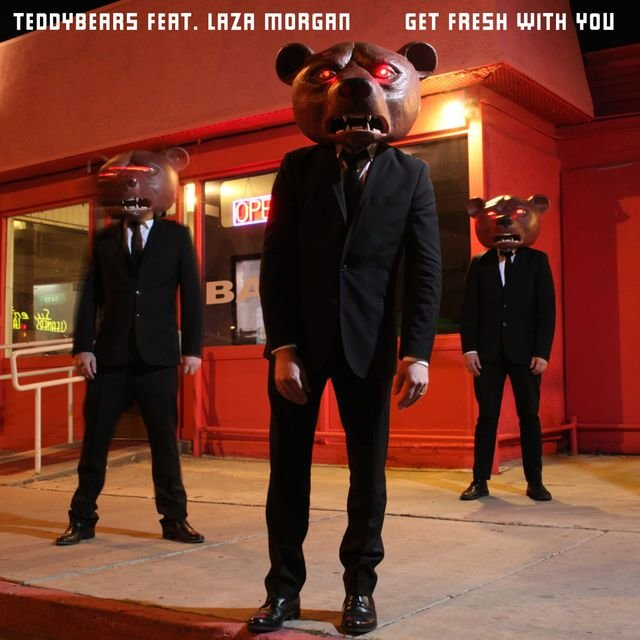 Get Fresh With You (feat. Laza Morgan)
