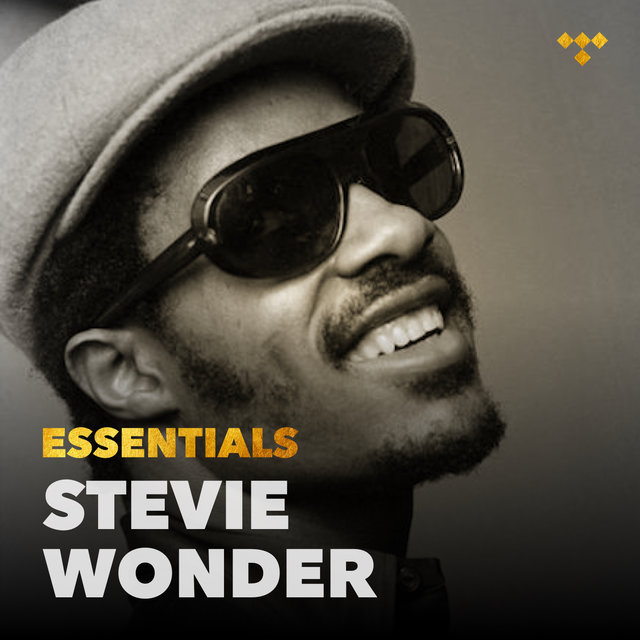 Cover art for album Stevie Wonder Essentials by TIDAL