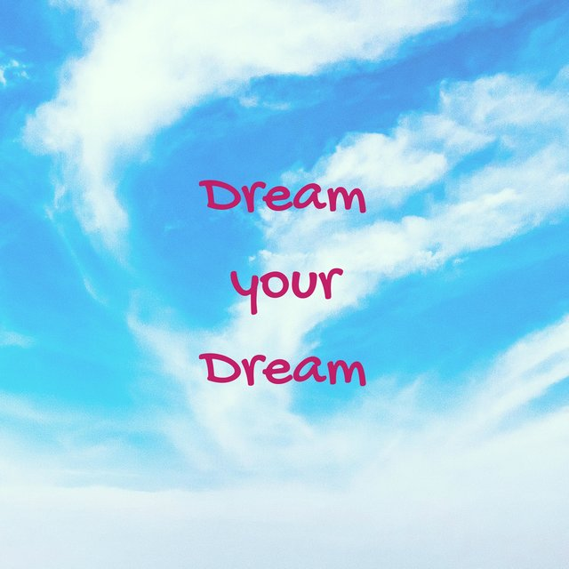 Dream Your Dream