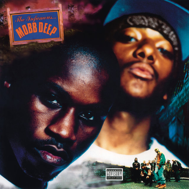 Cover art for album The Infamous - 25th Anniversary Expanded Edition by Mobb Deep