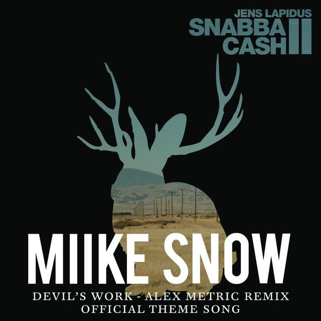 Devil's Work (Alex Metric Remix Edit)
