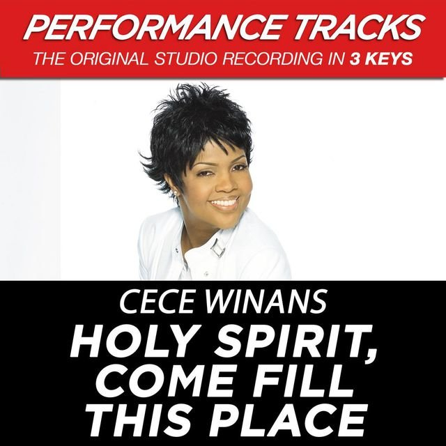 Holy Spirit, Come Fill This Place (Performance Tracks)