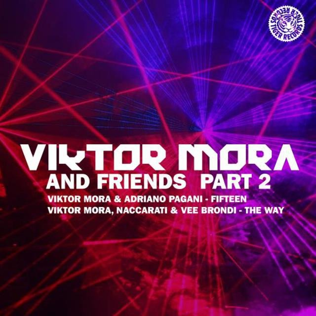 Viktor Mora & Friends, Pt. 2 EP