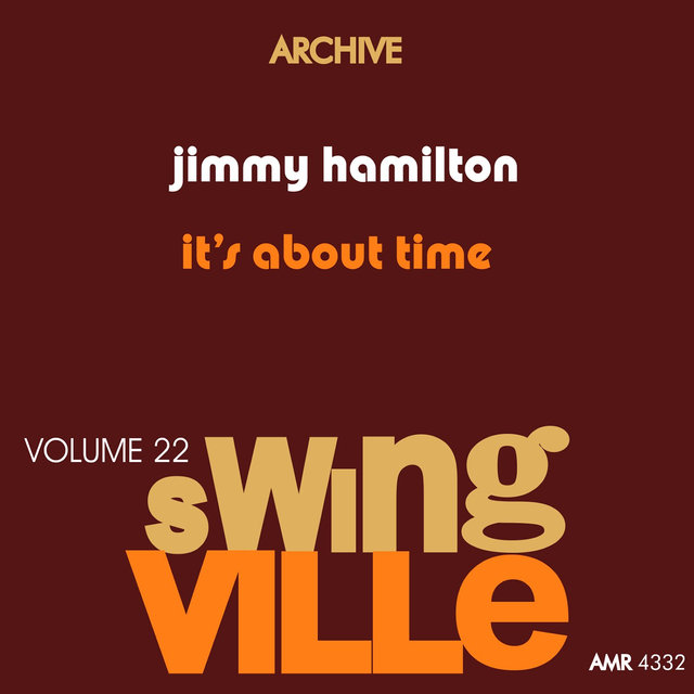 Swingville Volume 22: It's About Time