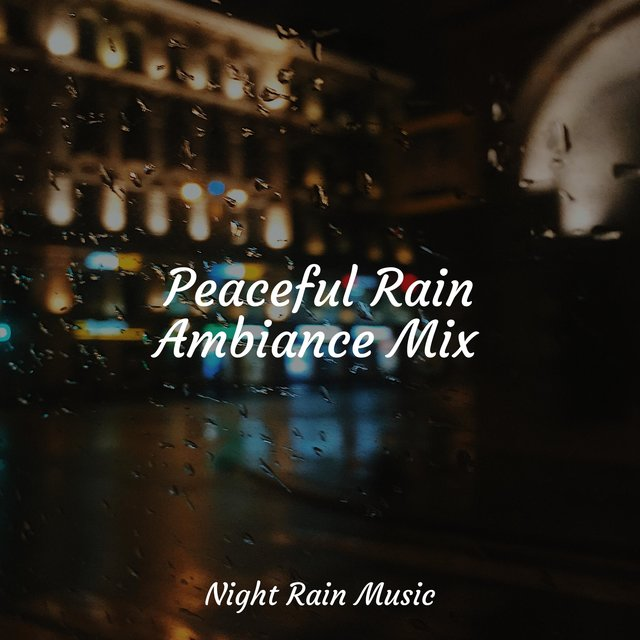 Peaceful Rain Ambiance Mix