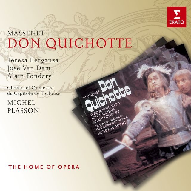 Massenet: Don Quichotte