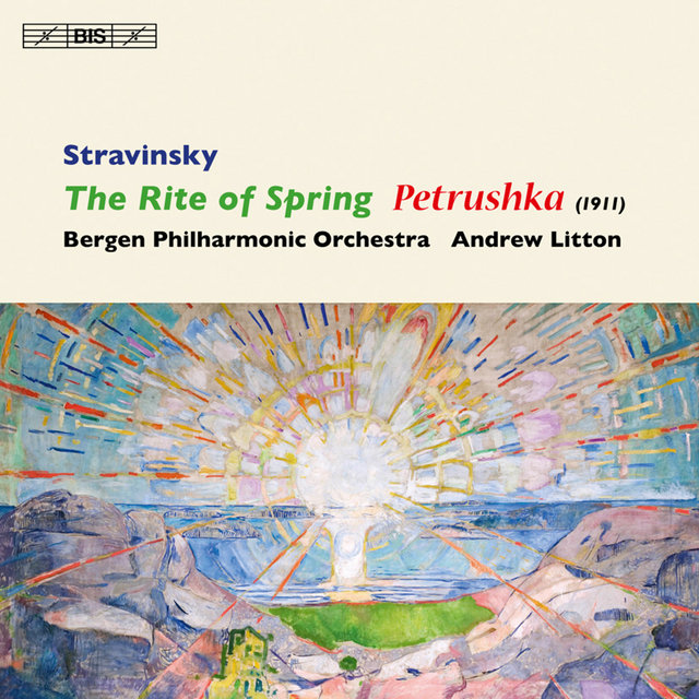 Stravinsky: The Rite of Spring - Petrushka