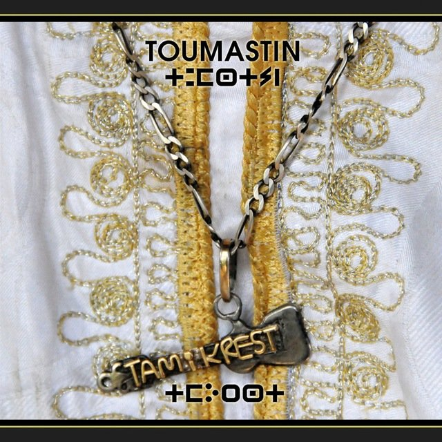 Cover art for album  by Tamikrest