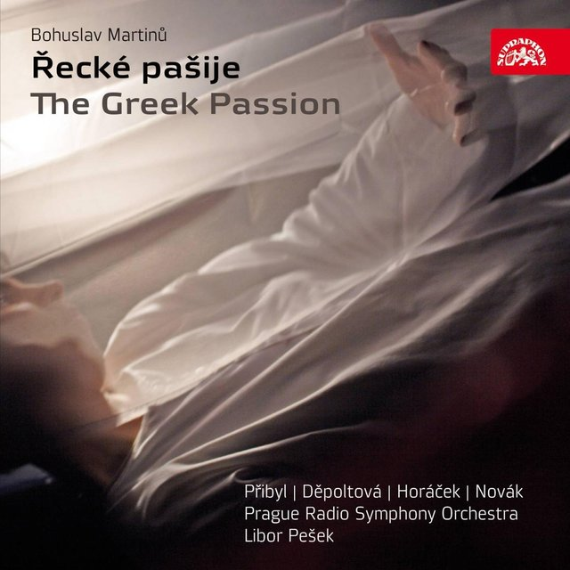 Martinů: The Greek Passion