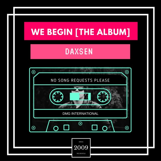 We Begin [The Album]