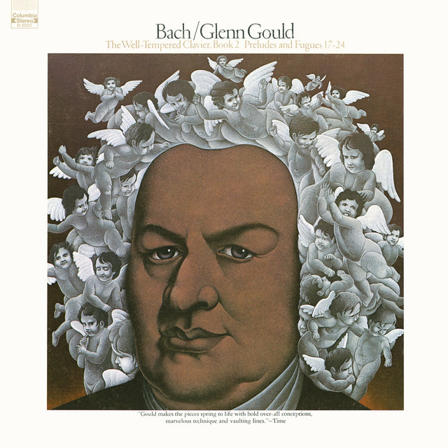 Bach: The Well-Tempered Clavier, Book 2, BWV 886-893