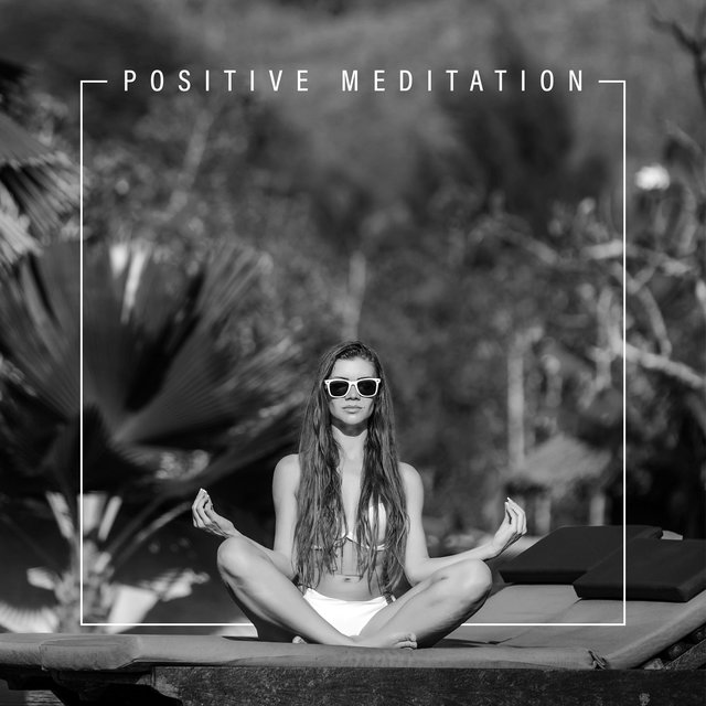 Positive Meditation: Hawaiian Relaxing Music for Meditation to Be Positive Minded